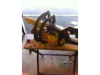 "McCullock Maccat 330 Chainsaw. 14""Bar."