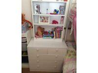 Drawer and book shelf