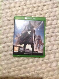X box one game destiny