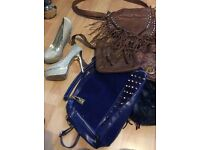 Women's shoes & bags bargain