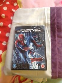 Sealed The Amazing Spiderman cd Suitable for age 12+