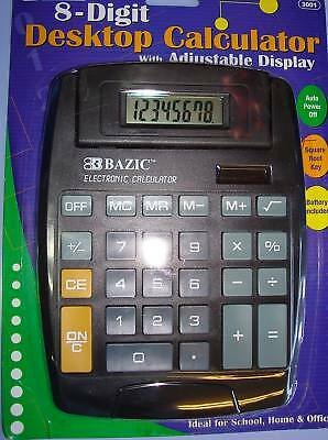 CALCULATOR LARGE OVER-SIZE BIG BUTTON SEALED BRAND NEW