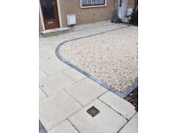 20 mm Cotswold garden and driveway chips/ stones/gravel
