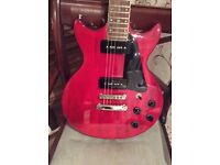 Hofner Colorama ct special p90 pickups plays and sounds really well very good condition
