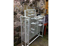 Double sided accessories retail display rail