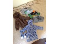 Baby boy 6-12 month clothes