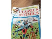 Classics from the comics the beans annual 2007 the dandy 2000 the beans comic