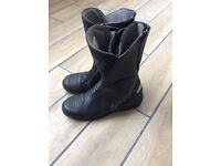Daytona motorcycle boots size 7 (40) excellent condition Swansea