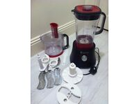 Russell Hobbs Rosso Food Processor and Jug Blender