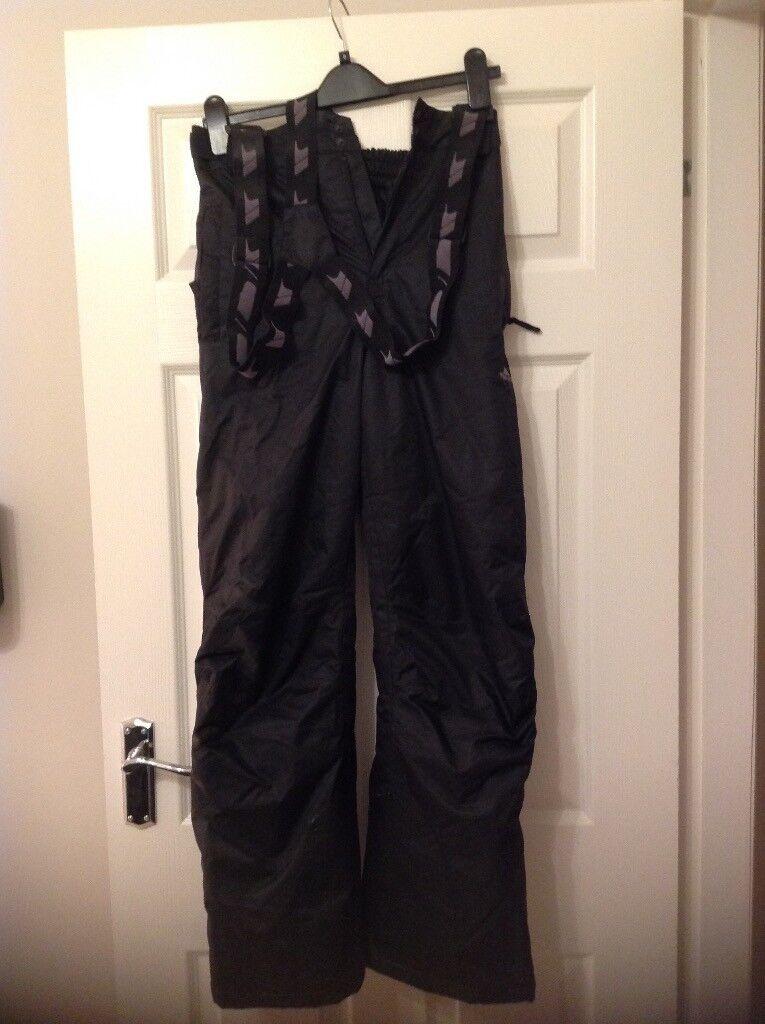 Women's Tresspass Ski/Snowboarding Trousers