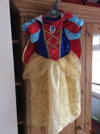 Snow White fancy dress age 3