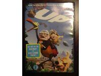 Disney-Pixar UP dvd