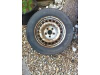 FREE. VW T5 SPARE WHEEL
