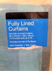 Curtains £23.00 - reasonable offers considered