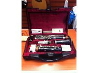 Buffet Crampon & Cie A Paris E11 B Flat Clarinet