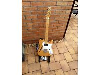 Fender Squier Thinline Telecaster