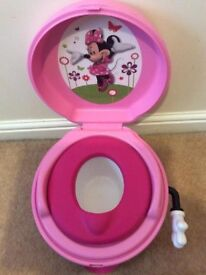 Mini mouse potty trainer