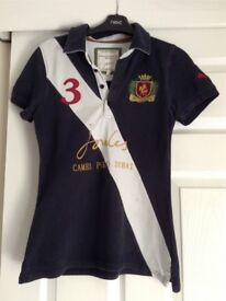 Joules T shirts, rugby style