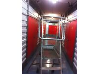 PROFESSIONAL SET OF SAFETY LADDERS
