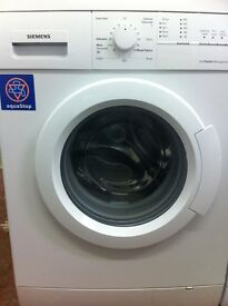 SIEMENS WASHING MACHINE WITH***WARRANTY***FREE LOCAL DELIVERY