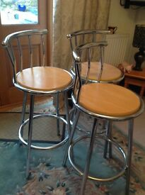 Kitchen stools (3)