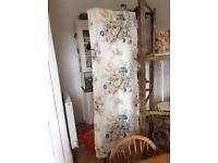 Vintage Sanderson cottage design curtains