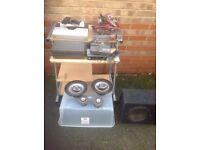 Pioneer sterio equipment