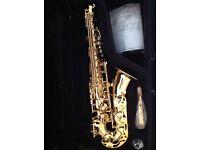 MINT condition! Yamaha yas280 saxophone