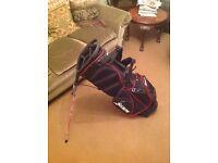 2015 brand new srixon stand bag
