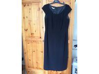 Précis Petite black dress size 16 brand new with tags