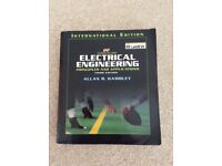Electrical engineering principles and applications textbook Hambley