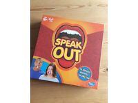 Genuine Speak out board game
