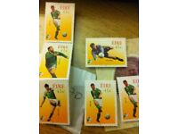 Irish World Cup stamps 2002
