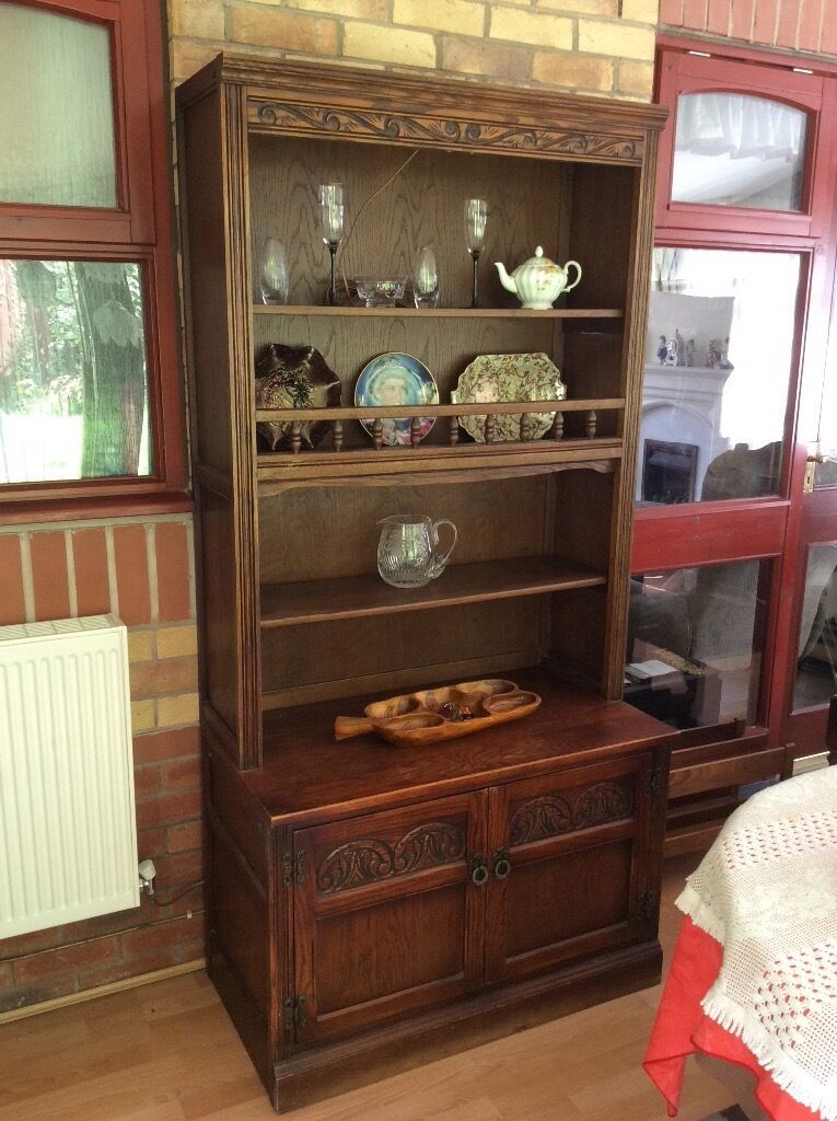 Old charm display cabinet in Wombourne West Midlands  : 86 from www.gumtree.com size 765 x 1024 jpeg 133kB