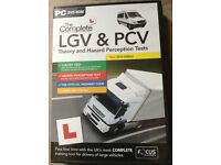 PCV and LGV theory test DVD 2016 edition