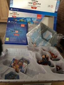 Disney infinity 2.0 toybox starter pack ps4