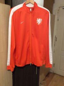 Netherlands jacket Nike size xl ,