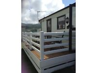 Static to Hire Talybont / Barmouth