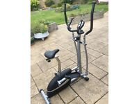 V Fit Cycle - Elliptical Trainer