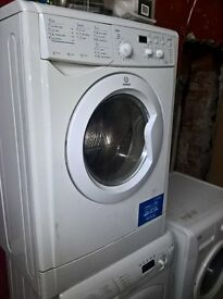white Washing machine ...Cheap free delivery