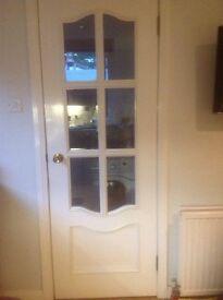 2 Classic internal doors
