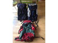 Hiking Camping Backpacks - Rucksacks