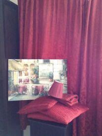 Soft furnishings etc
