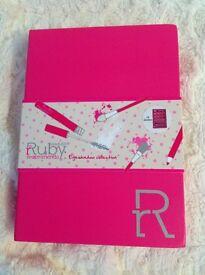 Ruby Hamer Eyeshadow Collection
