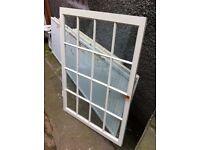 Stunning Edwardian internal 16 pane window