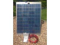 80 watt Solar Panel