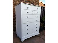 Large Painted Bedroom Drawers .. £65
