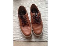 Fabulous men's boat shoes by Superdry, size 10