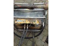 Diesel hydraulic breaker set used £250 ono