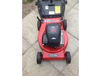 ROVER LAWNMOWER ,FULLY SERVICED,18 INCH CUT FOUR WHEELED PUSH